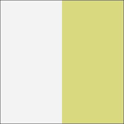 Balta/žalia blizgi