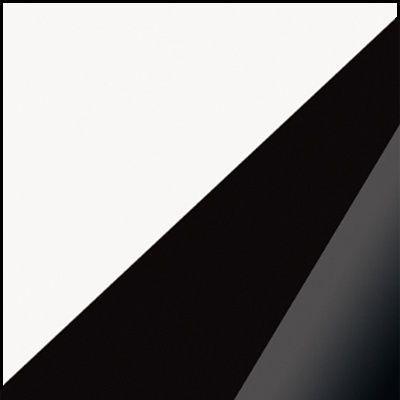 Balta-juodi blizgūs intarpai