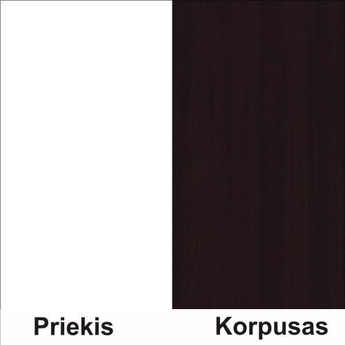 Balta (front)/wenge (korpus)