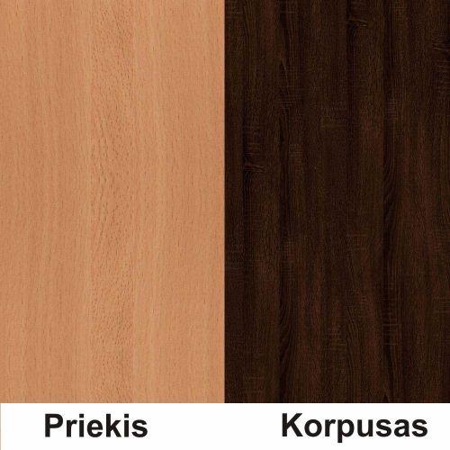Bukas (front)/sonoma šokolado (korpus)