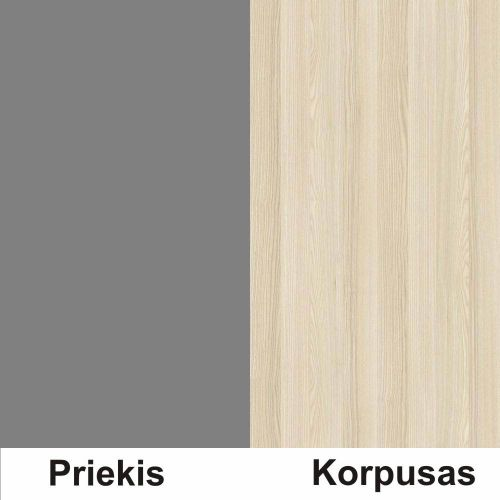 Pilka (front)/akacja (korpus)