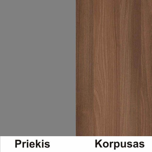 Pilka (front)/cynamon (korpus)