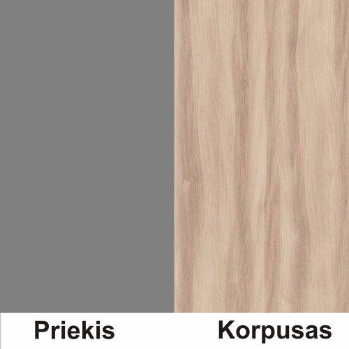 Pilka (front)/guoba (korpus)