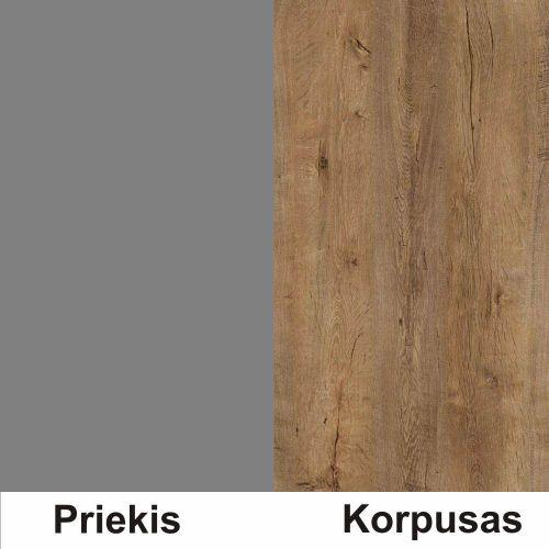 Pilka (front)/lefkas (korpus)