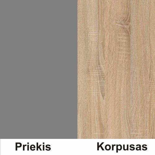 Pilka (front)/sonoma (korpus)