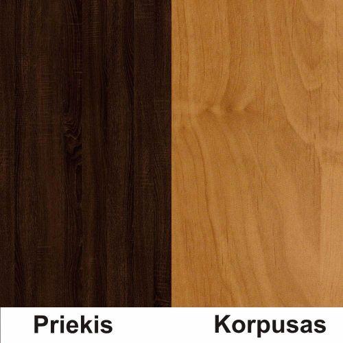 Sonoma šokolado (front)/alksnis (korpus)