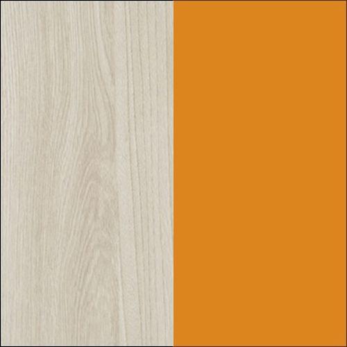 Uosis verona/oranžinė blizgi