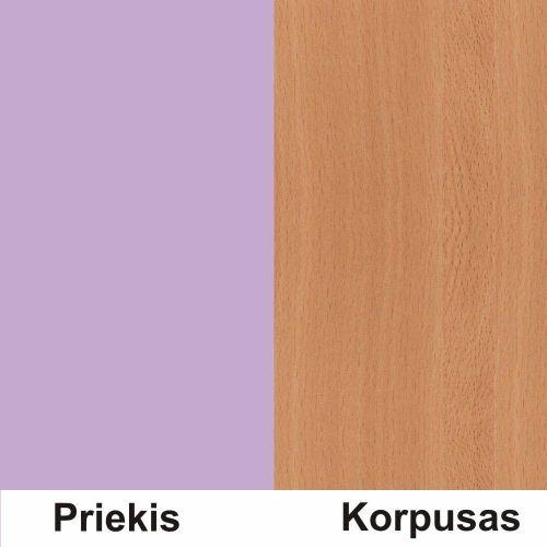 Violetine (front)/bukas (korpus)