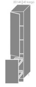 40 cm pastatoma spintelė 207 cm 2D14K 40 kargo #2