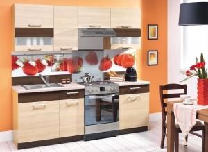 Virtuves komplektas 220 cm GS106935