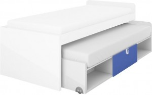 Lova GS109671 su čiužiniu 90x200