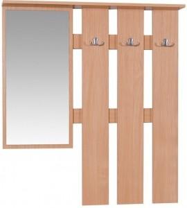 Rūbų kabykla su veidrodžiu GS112918
