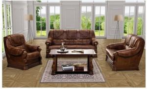 Minkštų baldų komplektas GS117227 3F-2-1 išskleidimas miegojimui
