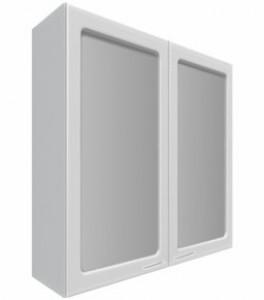 60 cm pakabinama spintelė/vitrina EZ4/G60W