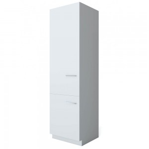 60 cm pastatoma spintelė šaldytuvui 207 cm D14DL 60