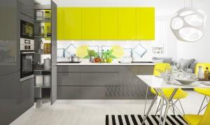 Virtuvės komplektas 240 cm KB100014 #2