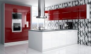 Virtuvės komplektas 240 cm KB100041 #16