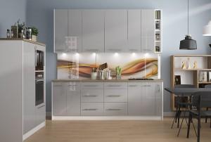 Virtuvės komplektas 240 cm KB100060 #15