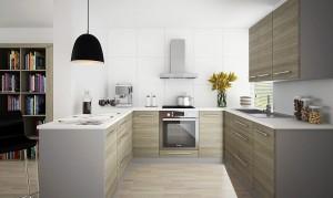 Virtuvės komplektas 240 cm KB100086 #2