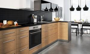 Virtuvės komplektas 240 cm KB100090