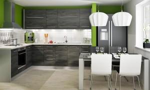 Virtuvės komplektas 240 cm KB100090 #2